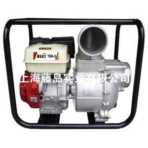供应藤岛6寸水泵 大流量汽油自吸泵 小型抽水机价格