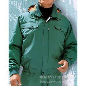 供应防寒服定做/北京羽绒服定做厂家/防寒棉服定做/帛涛棉服厂家
