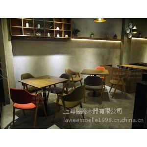 供应供应上海西餐厅桌椅 西餐厅实木桌椅 西餐厅椅子 西餐厅实木椅子定制