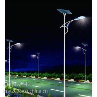 太阳能LED路灯原理—云南聚诚科技