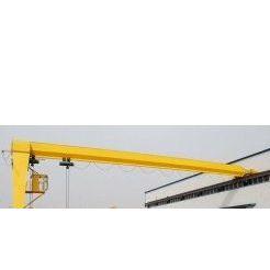 起重机供应MHB型电动葫芦半门式起重机,半门吊,箱