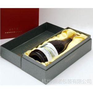 供应杭州葡萄酒礼盒厂家,专业定做红酒盒子,量大优惠