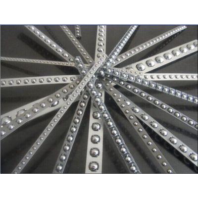 广东厂家直供各种规格钢球轨道走珠条排珠条保持架