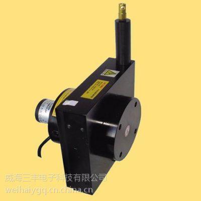 供应泊头1.5米拉线编码器的出线长度及线性测量