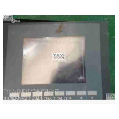 供应广州出售E710触摸屏、2711P-T7C触摸板,维修AB触摸屏无显示