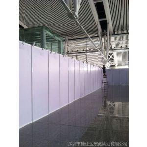 供应深圳防火展板出租,展板背景租赁,隔断展板出租