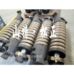 供应小松PC300-7涨紧油缸总成 涨紧弹簧