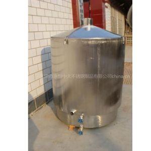 供应不锈钢烧酒灌 储液罐不锈钢制品