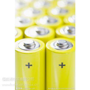 供应电池香港进口物流服务