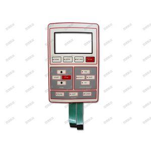 供应医疗器械按键 医疗设备开关 设备薄膜开关