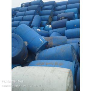 供应广东佛山南海鹏程桶业200l大胶桶