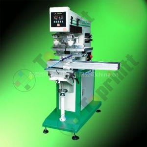 恒晖特印牌移印机TP-100S2A双色穿梭移印机(100*100)经济型移印机