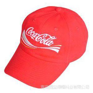 新款棒球帽韩版遮阳帽夏天潮 可口可乐太阳运动广告帽 户外鸭舌帽