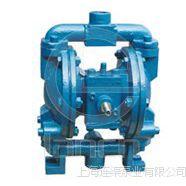 上海连渠泵业 专业生产QBY气动隔膜泵 上海隔膜泵厂家