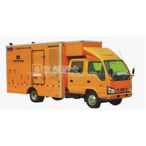 供应HCDC应急发电移动泵车