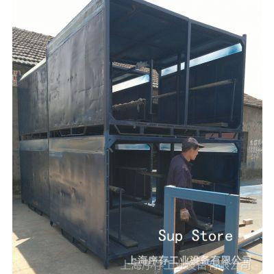 供应汽车顶棚料架,专用汽车零部件物流包装容器,非标定制