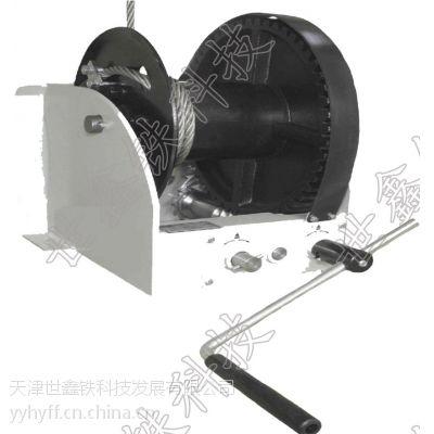 供应德国普兰尼特手摇涡轮绞车(大吨位)
