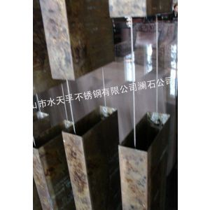 供应高端彩色不锈钢装饰板,彩色不锈钢镜面板,不锈钢门板,不锈钢蚀刻板 ...
