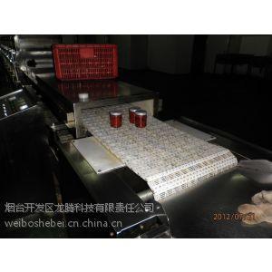供应HYWB-24SDSJ食品微波杀菌机(节能环保型)