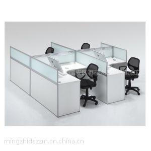 供应明志达办公屏风隔断 办公屏风桌 办公屏风卡位 办公屏风组合