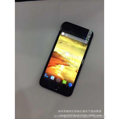新款 巨屏国产手机 纳米极速四核MT6582 双卡双待手机