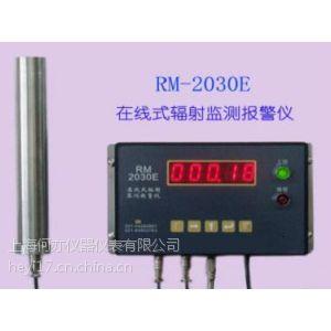 供应 RM-2030E在线式辐射监测报警仪