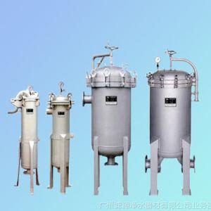 供应袋式过滤机 卫生级316袋式过滤器价格 双联袋式过滤器厂家