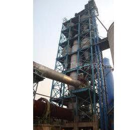 供应水泥厂预热器框架除锈防腐【预热器钢架刷漆】