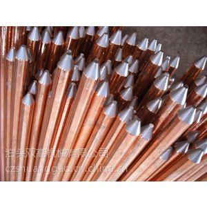供应厂家供应铜包钢接地棒/电镀铜包钢接地棒更高效持久稳定