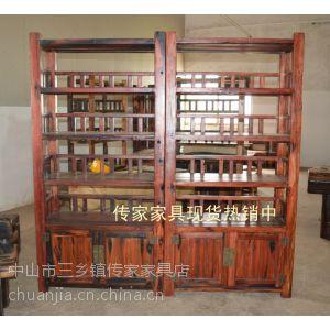 供应传家船木家具, 多宝阁,置物架 船木架子 船木茶叶架 货架