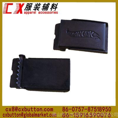 军用皮带扣头生产厂家 长期大量供应铁军扣 优质平滑扣头 皮带头