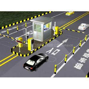 供应道闸 停车场管理系统 伸缩门控制器
