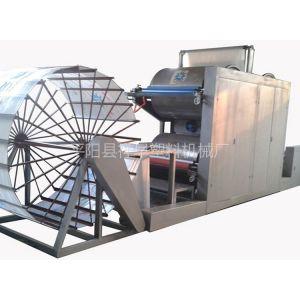 供应天益机械1500*3800规格大型模板外包装袋连续印刷机