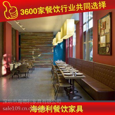 超值低价 精品石英石餐台 摆摊折叠桌 厂家生产供给 深圳海德利家具 专业餐饮家具定制
