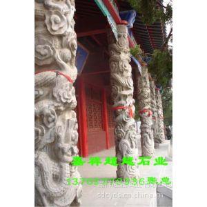供应浮雕龙柱子批发 浮雕盘龙柱图片及价格
