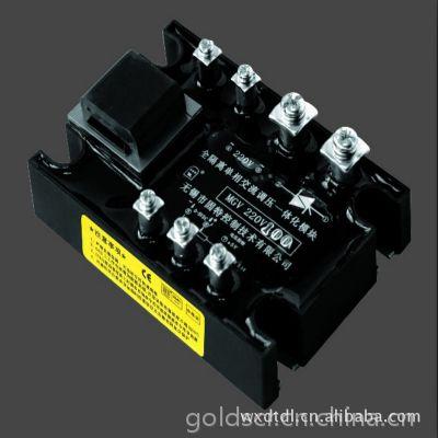 【美国固特无锡工厂】电压电流通用型交流调压模块 MGV2280 CE认证