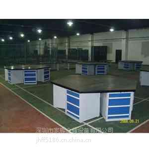 供应供应JH-6J工作台 技工学校实验室专用六角工作台