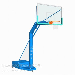 供应东莞市臂圆管移动篮球架LX-006B