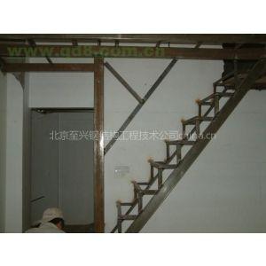 供应北京专业电焊加工 焊接钢结构 外跨楼梯制作