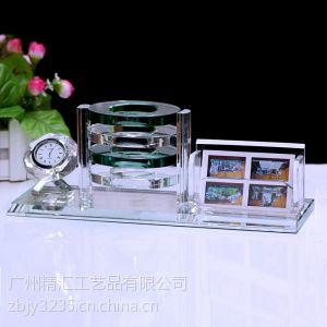 供应合肥水晶商务摆件礼品 水晶办公摆件礼品 水晶纪念礼品 水晶三件套礼品