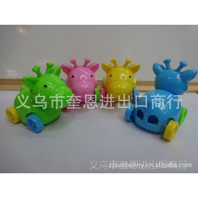 小鹿卷笔刀,玩具削笔器 日韩文具批发 也定做客人LOGO
