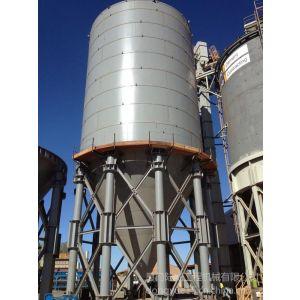 供应中转水泥库 大型储料罐 1000t水泥罐 水泥中转设备