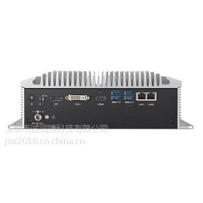 广州研华ARK-3510 可插拔 HDD硬盘无风扇嵌入式工控机