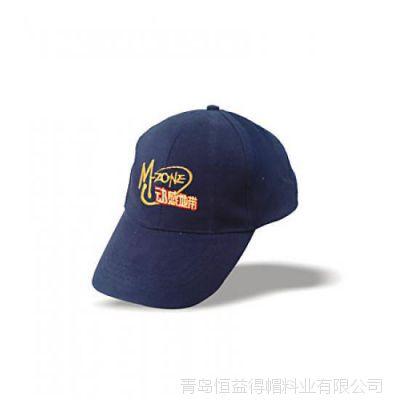 青岛帽子专业厂家定做加工旅游广告帽运动棒球帽鸭舌帽款式多样