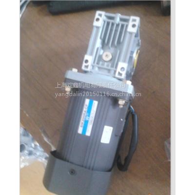 120W微型调速电动机5IK120RA-CF配方法兰涡轮减速机RV040/20