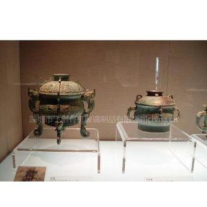 供应透明精品盒 高档包装盒 塑料展示盒 亚克力展示平台