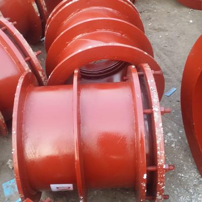 南宁DN1200大口径刚性防水套管|S312柔性防水套管B型|A型柔性防水套管安装图例