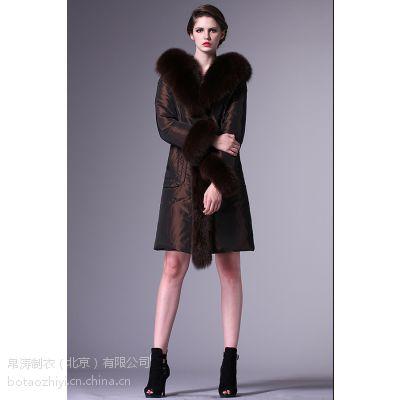 供应羽绒服外发订单加工、韩版羽绒服定做、潮流版羽绒服时尚款式