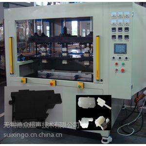 供应气动热板机 大型尼龙塑胶件焊接机 大功率塑胶外壳粘接机 汽车水箱油壶热板机