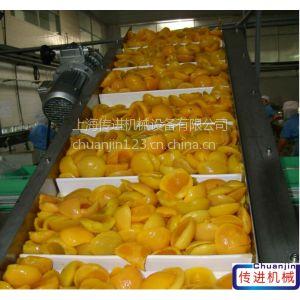 供应供应食品输送机、爬坡链板输送机、裙边挡板输送机